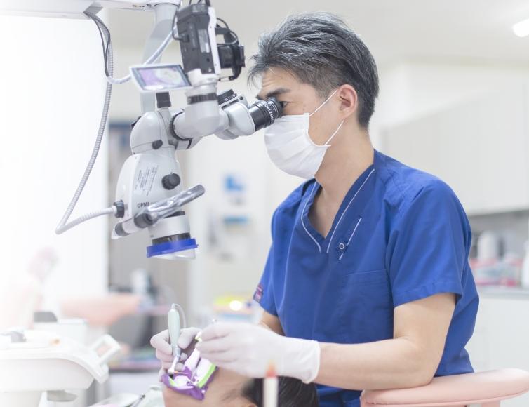 地域に根付いた充実の歯科治療